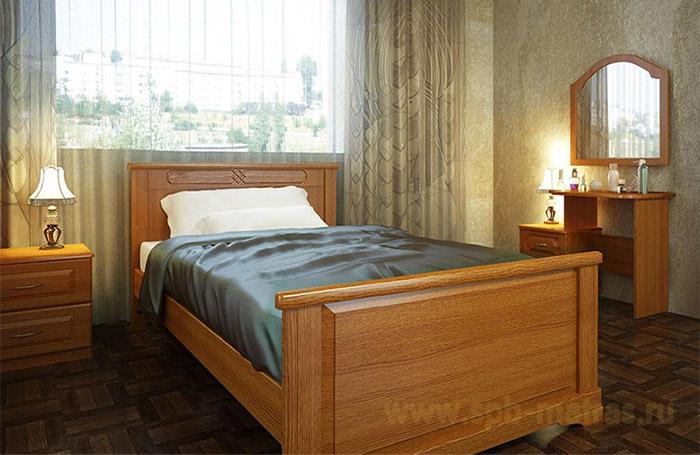 Полуторные кровати в Казани