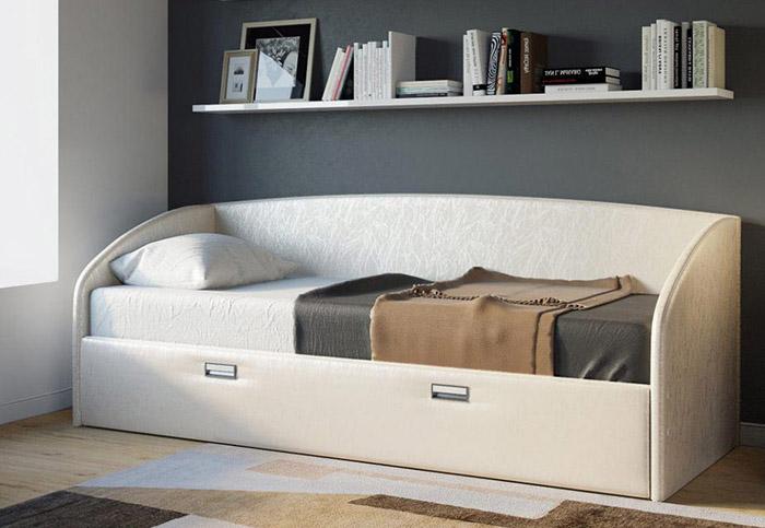 Односпальные кровати в Казани